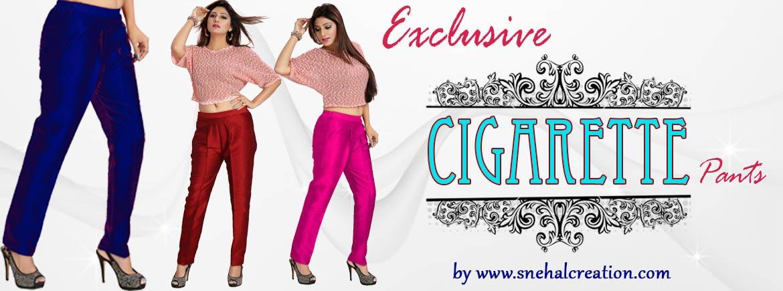 Cigarette Pants for Unique Styles