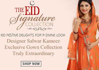 Designer Salwar Kameez and Long Gowns