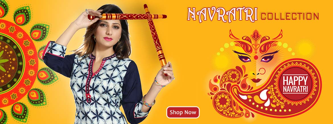 Navratri Special Kurti Collection by Snehal Creation